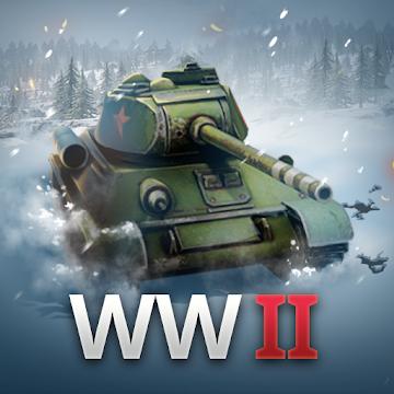 دانلود WW2 Battle Front Simulator 1.6.3 – بازی شبیه سازی جبهه نبرد اندروید