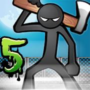 دانلود Anger of Stick 5 1.1.48 بازی خشم ادمک ۵ اندروید