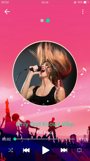 دانلود Best Music Player Pro - Mp3 Player Pro for Android v1.02 - برنامه جامع پخش موزیک اندروید