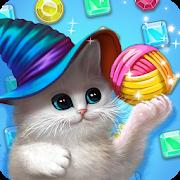 دانلود Cute Cats: Magic Adventure 1.2.4 – بازی پازلی گربه های جادویی اندروید