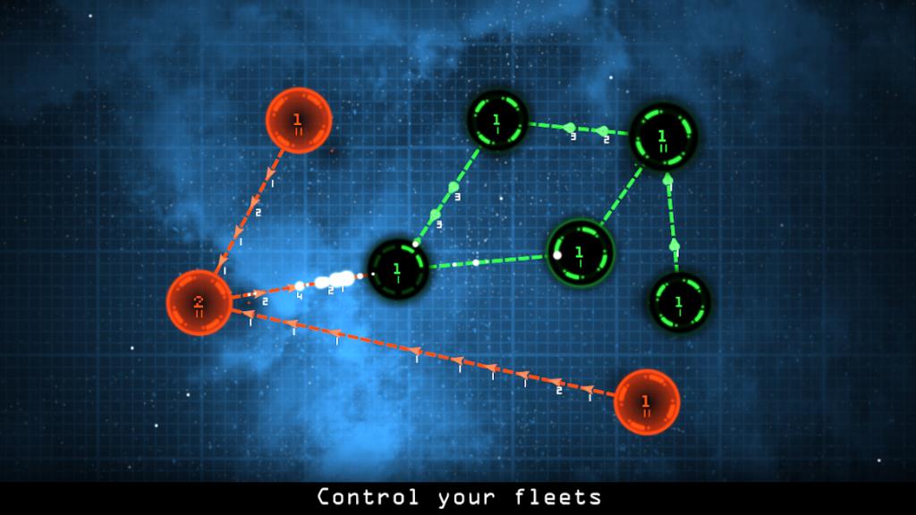 دانلود Little Stars 2.0 - Sci-fi Strategy Game 2.2.0 - بازی ستاره های کوچک اندروید
