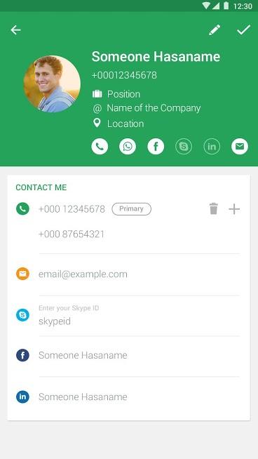 دانلود NumberBook- Caller ID & Block 3.2.1 - برنامه پیدا کردن شماره تلفن های ناشناس و مزاحم برای اندروید