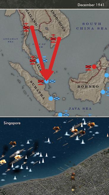 دانلود Pacific Fire 1.37 - بازی آتش در اقیانوس آرام اندروید