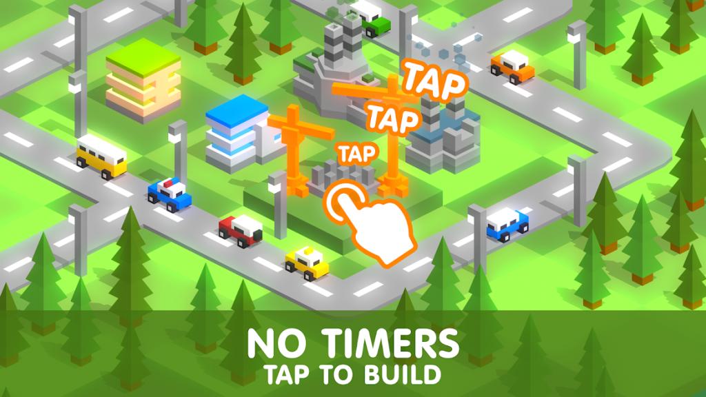 دانلود Tap Tap Builder 5.0.4 - بازی جذاب وسرگرم کننده ساخت و ساز اندروید