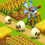 دانلود Golden Farm 1.34.46 – بازی سرگرم کننده مزرعه طلایی برای اندروید