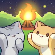 دانلود ۲٫۲۰ Cat Forest – Healing Camp – بازی شبیه سازی اردوگاه جنگلی اندروید
