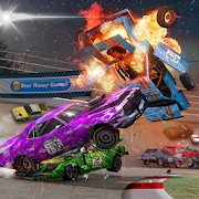 دانلود Demolition Derby 3 v1.1.003 – بازی تخریب اتومبیل رقبا ۳ اندروید