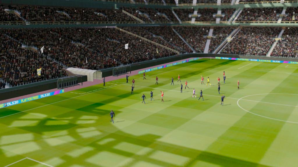 دانلود 8.31 Dream League Soccer 2021 - بازی فوتبالی لیگ رویایی 2021 اندروید