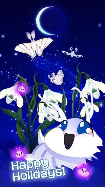 دانلود Flutter: Starlight Sanctuary 3.111 - بازی تفننی جمع آوری پروانه ها اندروید