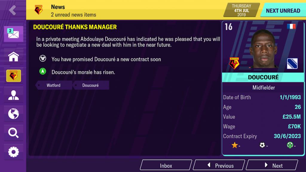 دانلود Football Manager 2021 Mobile 12.2.0 - بازی ورزشی مدیریت فوتبالی 2021 اندروید
