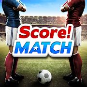 دانلود Score! Match 1.96 – بازی فوتبالی آنلاین برای اندروید