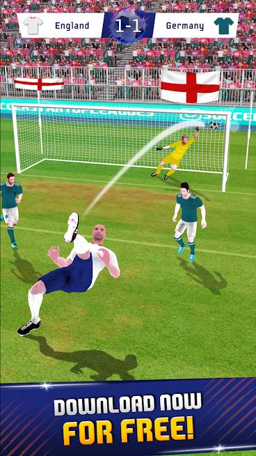 دانلود Soccer Star 2021 Football Cards: The soccer game 1.5.2 - بازی فوتبال کارتی 2021 اندروید