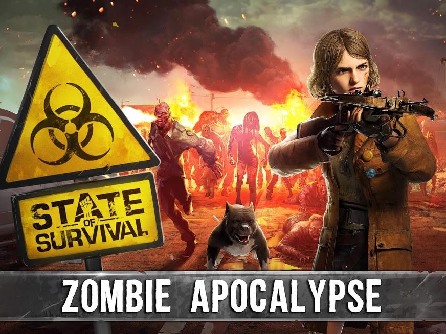 دانلود State of Survival: Survive the Zombie Apocalypse 1.9.130 - بازی بقا در مقابل زامبی ها اندروید