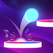 دانلود Beat Jumper: EDM up! 2.3.1 – بازی موزیکال بیت جامپر اندروید
