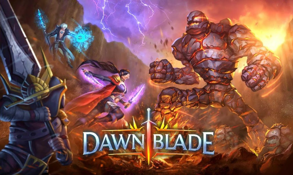 دانلود Dawnblade 0.8.1 - بازی شمشیرزن دلاور اندروید