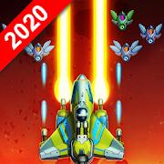 دانلود Galaxy Invaders: Alien Shooter v1.10.4 – بازی مهاجمان کهکشان اندروید