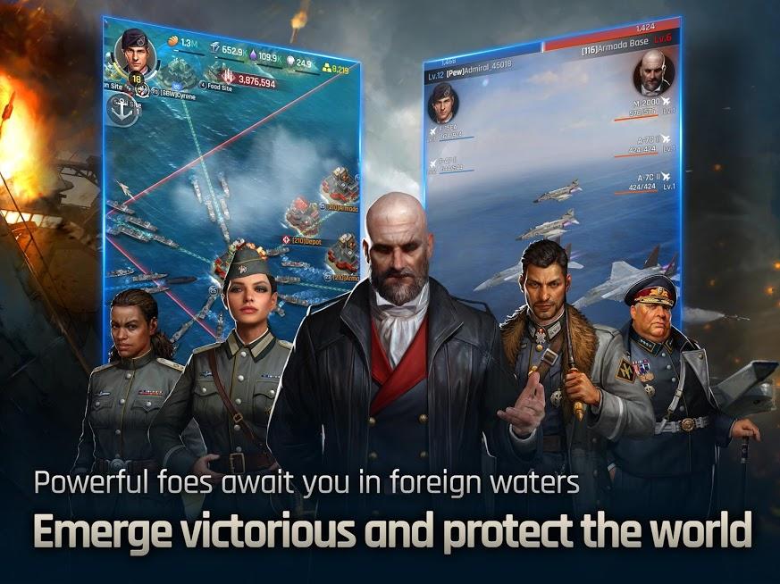 دانلود Gunship Battle Total Warfare 3.9.30 - بازی هواپیمای جنگی گانشیپ بتل اندروید