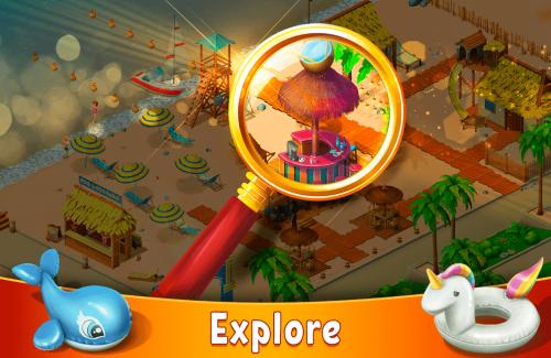دانلود Hidden Resort 0.9.31 - بازی سرگرم کننده تفرجگاه مخفی اندروید