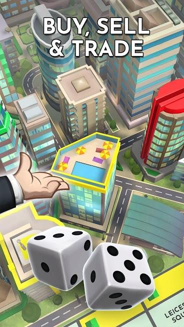 دانلود Monopoly 1.5.8 - بازی فکری مونوپولی اندروید