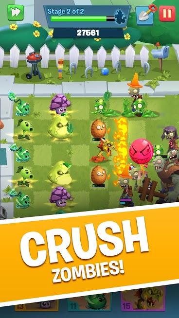 دانلود Plants vs Zombies 3 1.0.15 - بازی زامبی ها و گیاهان 3 اندروید
