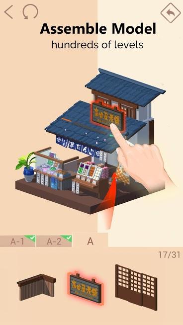 دانلود Pocket World 3D 1.9.6.1 - بازی ساخت دنیای سه بعدی اندروید