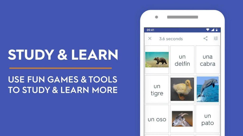دانلود 5.9.3 Quizlet: Learn Languages - برنامه آموزش زبانهای روز دنیا اندروید
