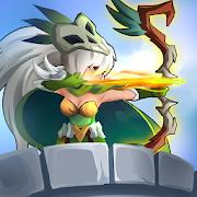 دانلود بازی Castle Defender: Hero Shooter 1.3.0 – مدافعان قلعه اندروید+مود