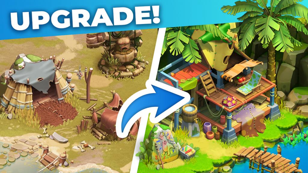 دانلود Family Island v2021174.0.12685 - بازی مزرعه داری جزیره خانوادگی اندروید