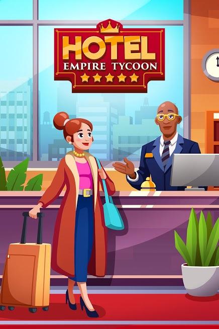 دانلود Hotel Empire Tycoon 1.9.8 – بازی شبیه سازی هتل داری اندروید