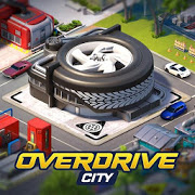 دانلود بازی Overdrive City – Car Tycoon Game 1.1.24 شهر ماشین ها اندروید