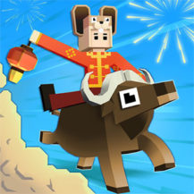 دانلود بازی زیبا و جذاب Rodeo Stampede: Sky Zoo Safari v1.27.2 اندروید – همراه نسخه مود