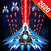 دانلود Space Shooter : Galaxy Shooting 1.457 بازی تیراندازی در کهکشان ها اندروید + مود