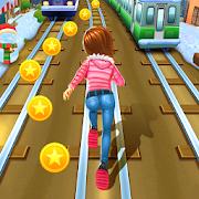 دانلود Subway Princess Runner v4.2.3 – بازی دوندگی در مترو برای اندروید