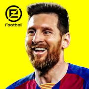 دانلود بازی  ۴٫۶٫۲ eFootball PES 2020 – فوتبال پیس برای اندروید+دیتا