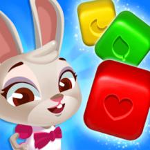دانلود Bunny Pop Blast 21.0218.00 – بازی پازلی انفجار حباب های بانی اندروید
