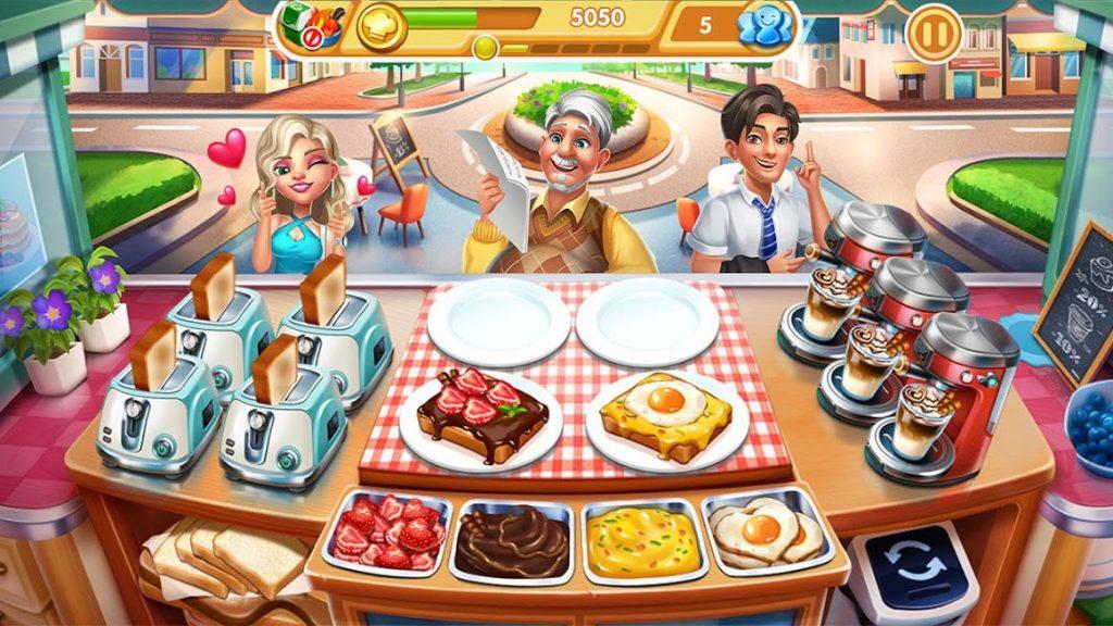 دانلود Cooking City 2.25.1.5066 – بازی شهر آشپزی اندروید