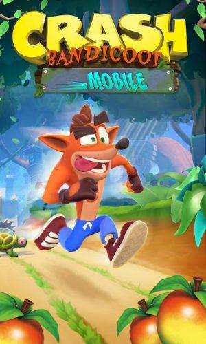 دانلود Crash Bandicoot Mobile 1.20.42 – بازی اکشن کراش باندیکوت اندروید