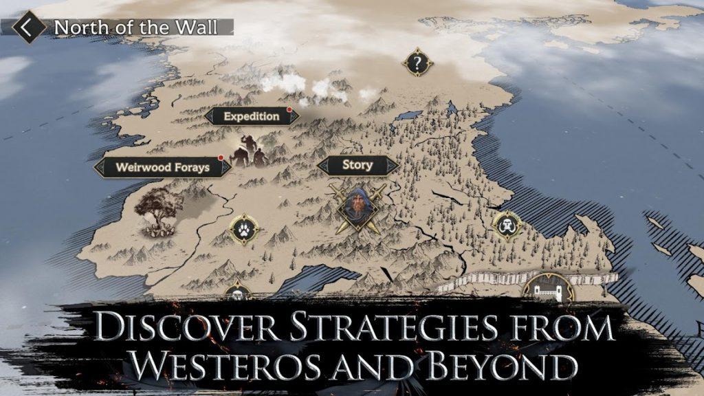 The Best دانلود بازی Game Of Thrones برای اندروید Background