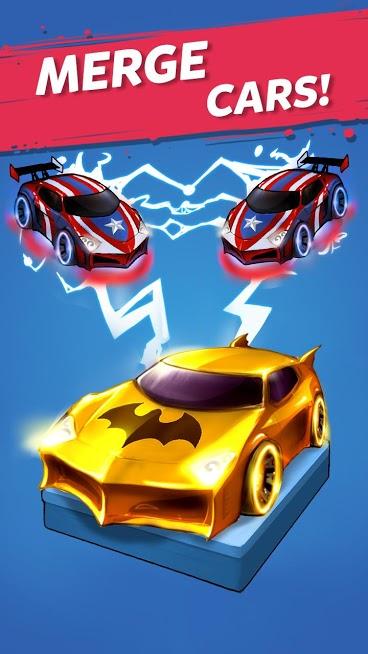 دانلود Merge Battle Car 2.4.8 – بازی مهیج نبرد ماشینی اندروید
