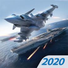دانلود بازی هواپیماهای جنگی مدرن Modern Warplanes v1.17.4 اندروید