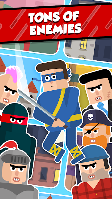 دانلود Mr Ninja – Slicey Puzzles 2.15 – بازی اکشن آقای نینجا اندروید