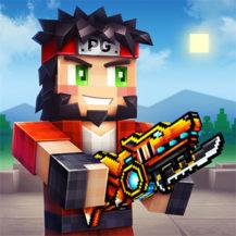 دانلود بازی Pixel Gun 3D v17.8.2 اندروید – همراه دیتا + مود + تریلر