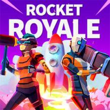 دانلود Rocket Royale 2.1.4 – بازی استراتژی راکت رویال اندروید