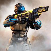 دانلود Shadowgun Legends 1.0.7  بازی اکشن افسانه سایه ها اندروید