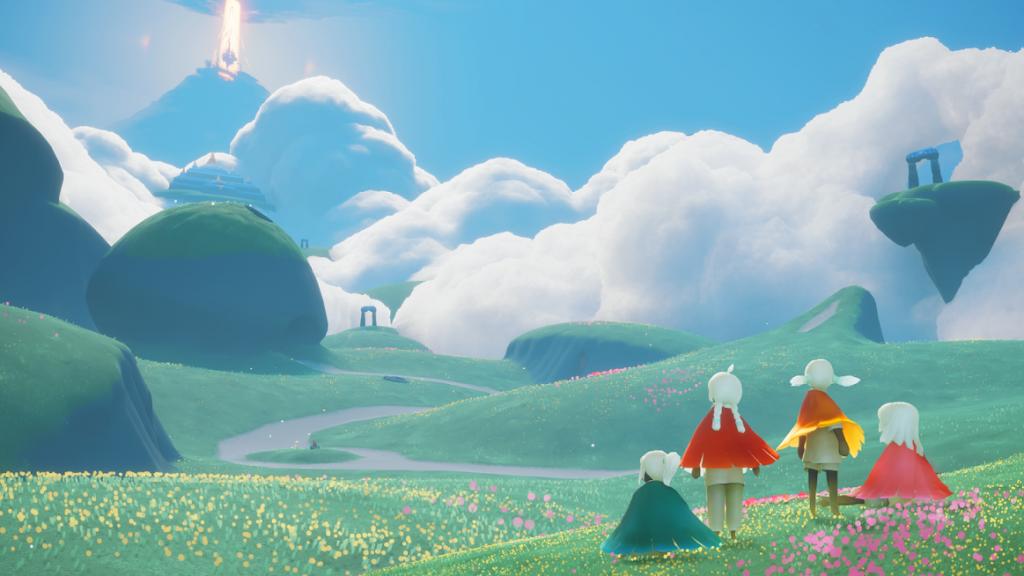دانلود Sky: Children of the Light 0.13.3 – بازی ماجرایی فرزندان روشنایی اندروید