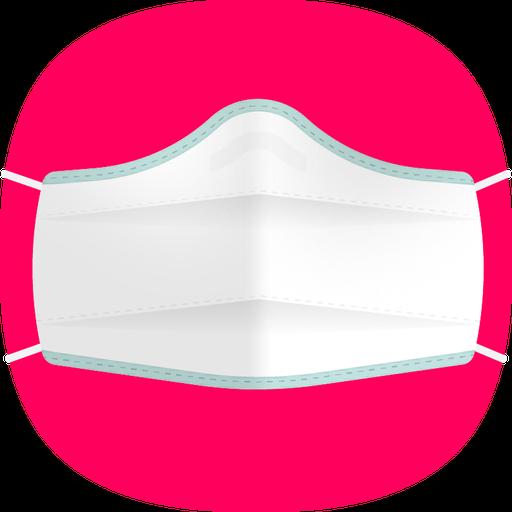 دانلود برنامه Mask 1.8.0.2 ماسک نمایش نقشهٔ ابتلا به کرونا اندروید