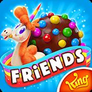 دانلود بازی Candy Crush Friends Saga 1.44.2 حذف آب نبات های دوستان اندروید