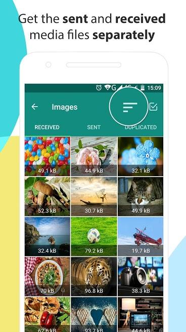 دانلود 2.3.1 Cleaner for WhatsApp - برنامه پاک کننده واتساپ اندروید