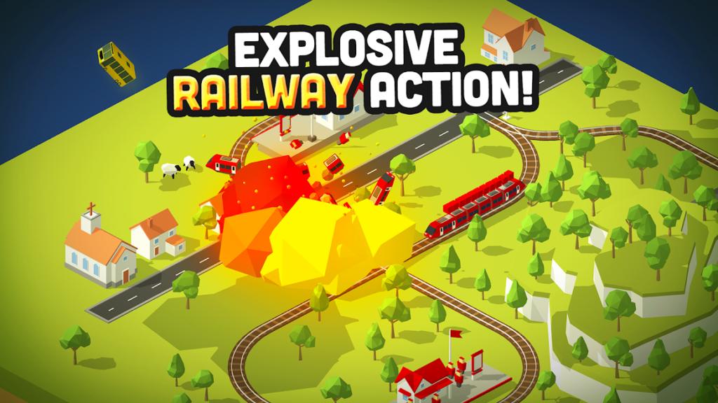دانلود Conduct THIS 2.8 – بازی هدایت قطار اندروید