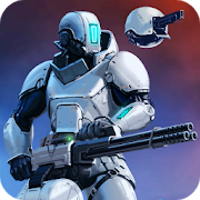 دانلود CyberSphere: Sci-fi Shooter 2.10 – بازی اکشن نبرد فضایی اندروید